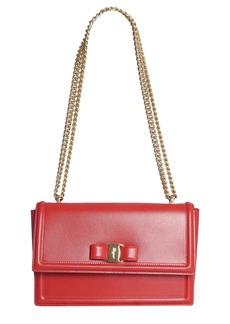 Salvatore Ferragamo Bag With Bow Detail