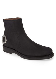 Salvatore Ferragamo Bankley Zip Boot (Men)
