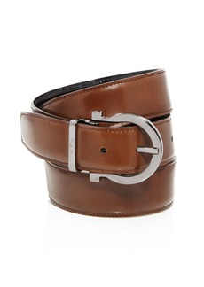 Salvatore Ferragamo Belt with Gancio Buckle
