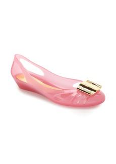 Salvatore Ferragamo Bermuda Cutout Wedge Sandal (Women)