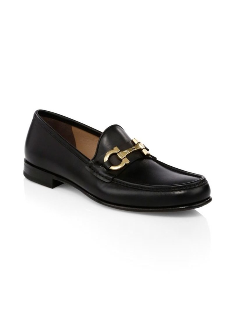 Salvatore FerragamoBond Traditional Leather Loafers 0oL20D5Rx