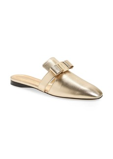 Salvatore Ferragamo Briza Bow Loafer Mule (Women)