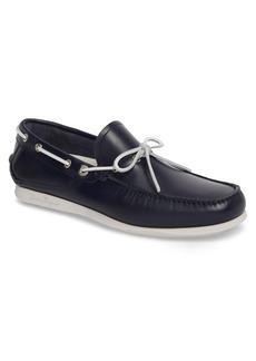 Salvatore Ferragamo Caraibi Boat Shoe (Men)