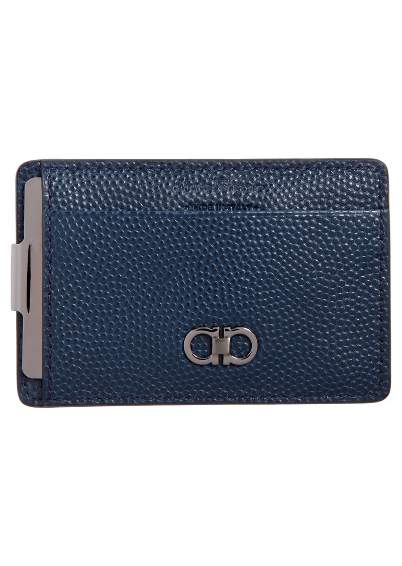 cheaper 81342 35193 Salvatore Chicco Money Clip Card Case