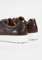 Salvatore Ferragamo Cult Logo Sneakers