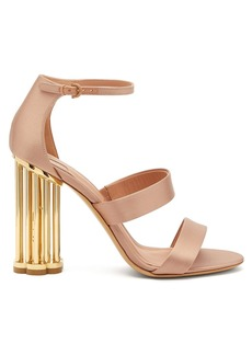 Salvatore Ferragamo Daiano column-heel sandals