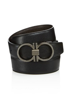 Salvatore Ferragamo Men's Double Gancini Belt