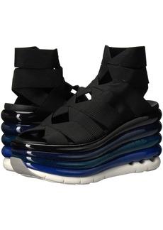 Elastic Platform Slip-On Sneaker