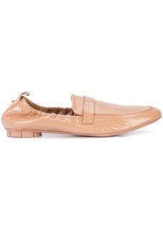 Salvatore Ferragamo elasticated loafers - Pink & Purple
