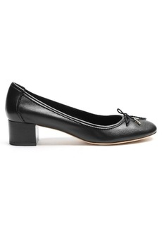 Salvatore Ferragamo Enea leather pumps