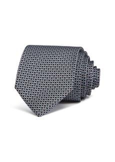 Salvatore Ferragamo Energia Gancini Silk Classic Tie