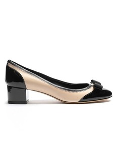 Salvatore Ferragamo Eva leather pump