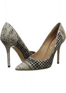 Salvatore Ferragamo Fabric High-Heel Pump