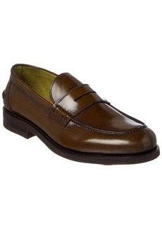 Salvatore Ferragamo Facundo Leather Penny Loafer