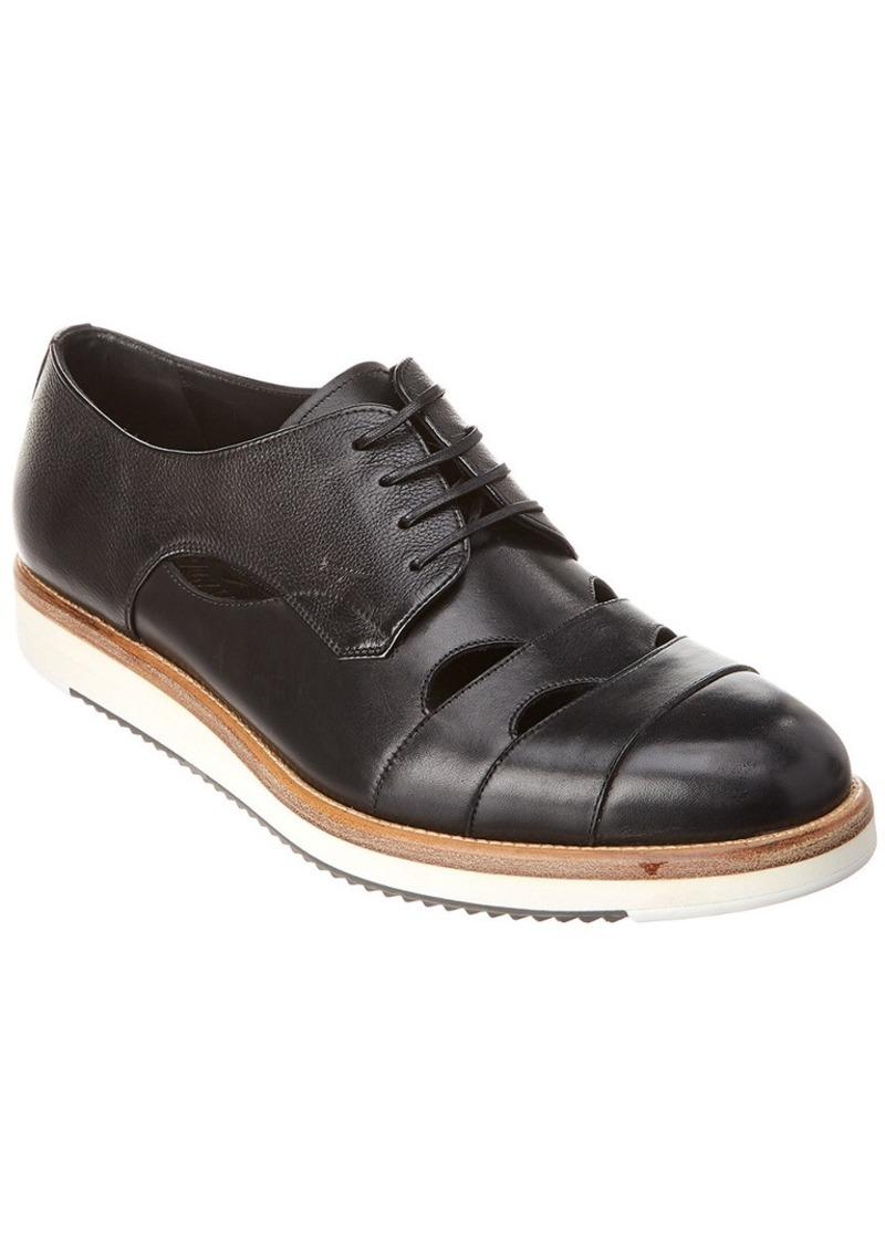 Salvatore Ferragamo Famoso Leather Oxford
