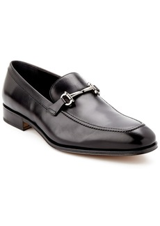 Salvatore Ferragamo Fenice Leather Loafer