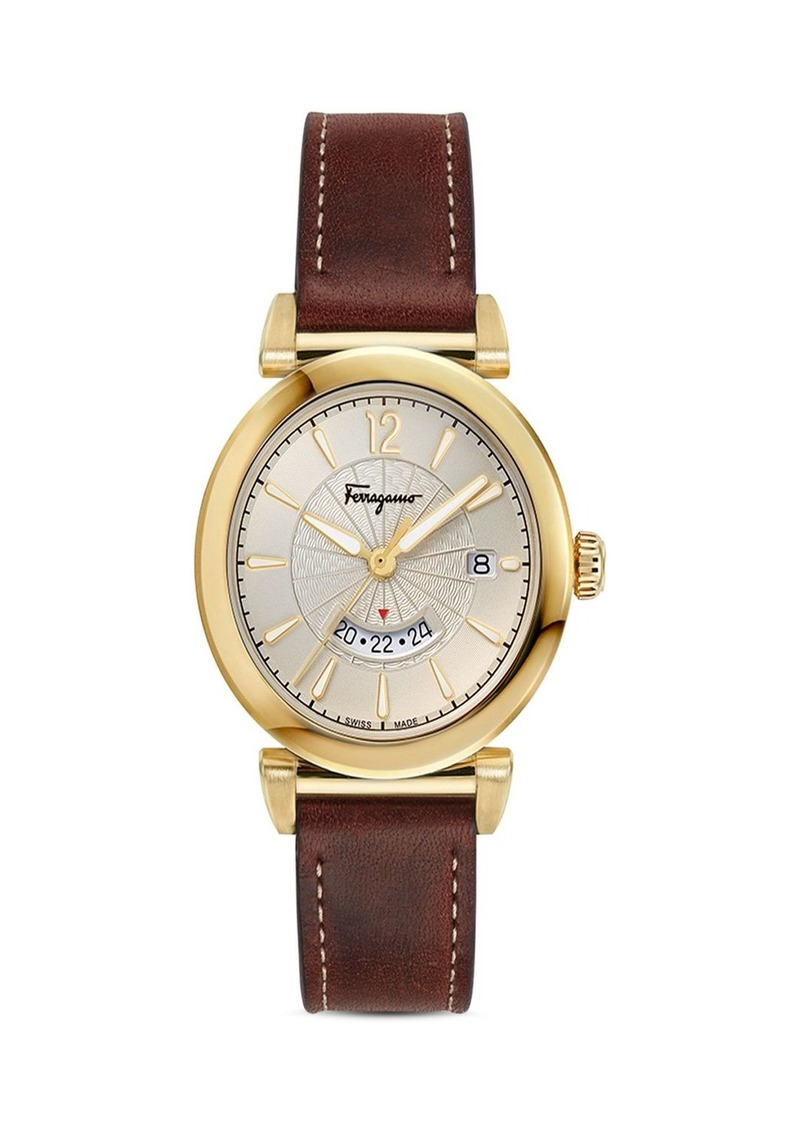 Salvatore Ferragamo Feroni Watch, 40mm