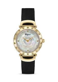 Salvatore Ferragamo Ferragamo Style Watch, 34mm