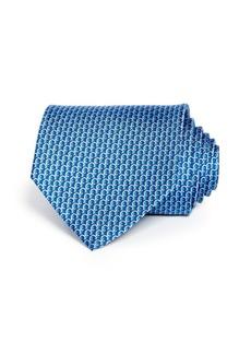 Salvatore Ferragamo Filo Gancini Classic Tie