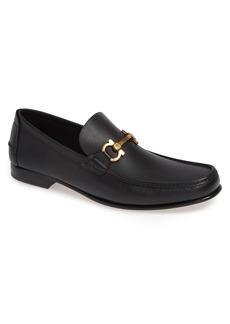 Salvatore Ferragamo Fiordi Bit Loafer (Men)