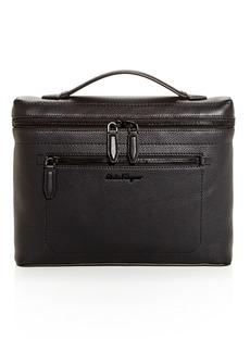 Salvatore Ferragamo Firenze Slim Leather Briefcase