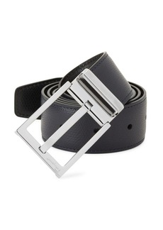 Ferragamo Adjustable & Reversible Classic Buckle Belt