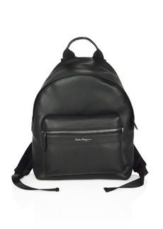 Ferragamo Float Tumbled Backpack