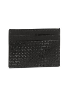 Salvatore Ferragamo Gancini Leather Credit Card Holder