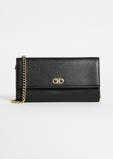 Salvatore Ferragamo Gancini Mini Cross Body