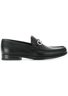 Ferragamo Gancini Reversible Bit loafers