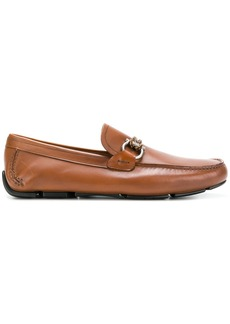 Ferragamo Gancio bit loafers