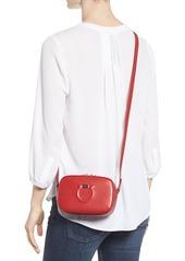 attractivedesigns select for authentic special for shoe Ferragamo Salvatore Ferragamo Gancio Leather Camera Bag ...
