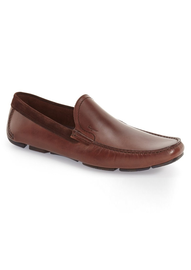 Salvatore Ferragamo 'Gara' Driving Shoe (Men)