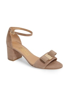 Salvatore Ferragamo 'Gavina' Ankle Strap Sandal (Women)