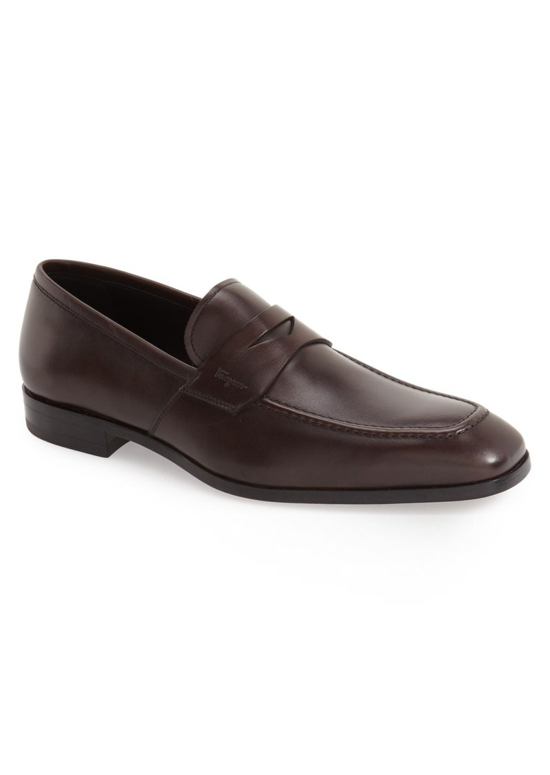 Salvatore FerragamoBrendon Penny Loafers A2ty3CyD