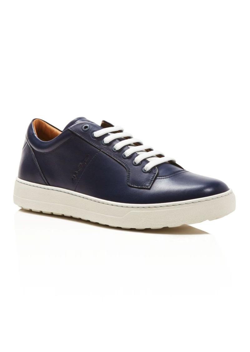 Salvatore Ferragamo Glamour Sneakers