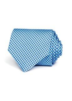 Salvatore Ferragamo Hearts Silk Classic Tie