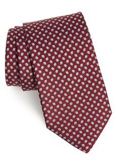 Salvatore Ferragamo Iconico Print Silk Tie