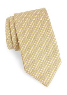 Salvatore Ferragamo Inia Silk Tie