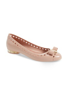 Salvatore Ferragamo Jelly Ballerina Flat (Women)