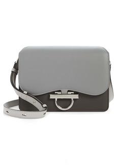 Salvatore Ferragamo Joanne Classic Calfskin Leather Crossbody Bag