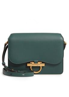Salvatore Ferragamo Joanne Leather Crossbody Bag