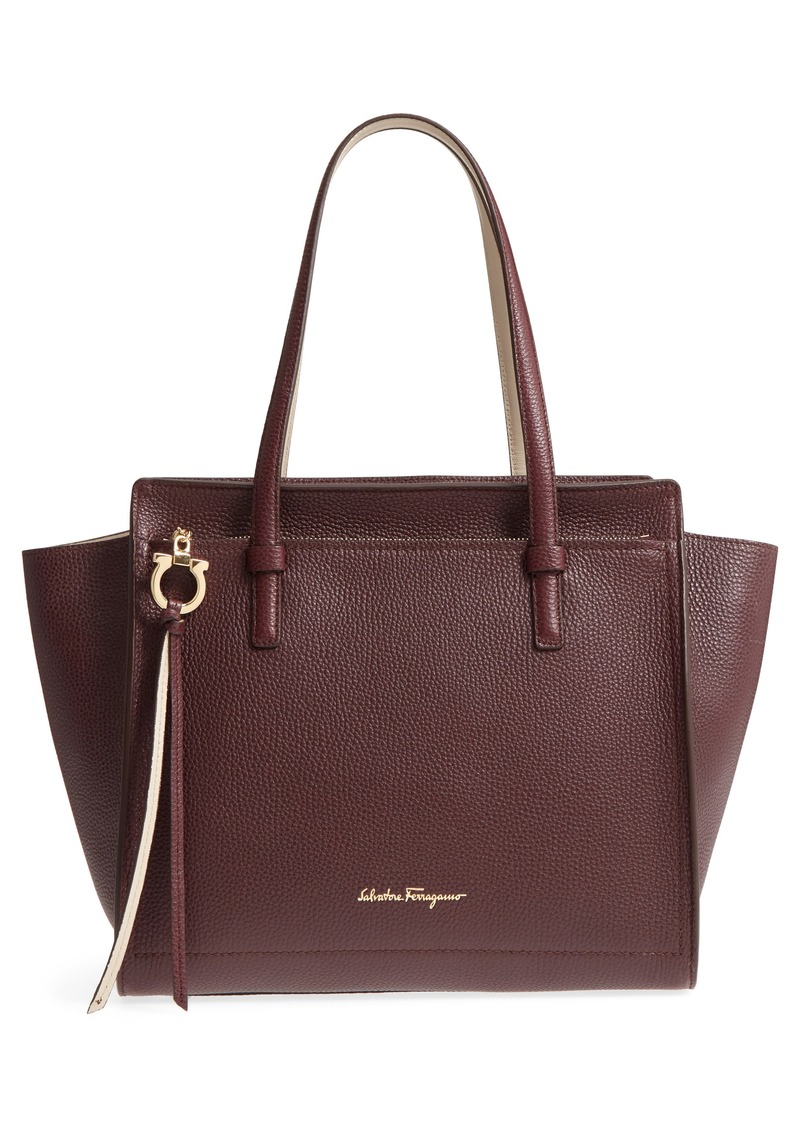 596b834e72e Ferragamo Salvatore Ferragamo Large Amy Leather Tote   Handbags