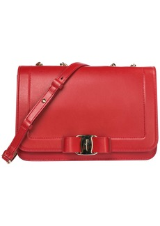 Salvatore Ferragamo Leather Cross-body Messenger Shoulder Bag Vara
