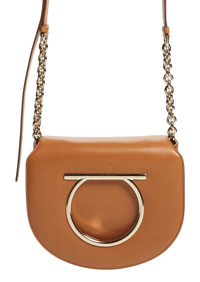 1f1a9f239083 Ferragamo Salvatore Ferragamo Vela Leather Crossbody Bag | Handbags