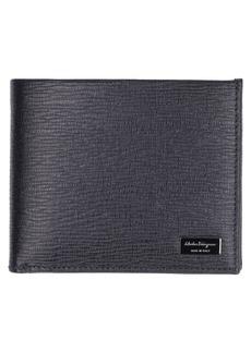Salvatore Ferragamo Leather Flap-over Wallet