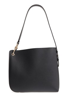 Salvatore Ferragamo Leather Hobo