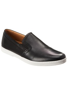 Salvatore Ferragamo Leather Sneaker