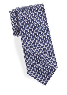 67534097a9c9 SALE! Ferragamo Dragonfly Silk Tie - Shop It To Me