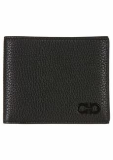 Salvatore Ferragamo Logo Wallet
